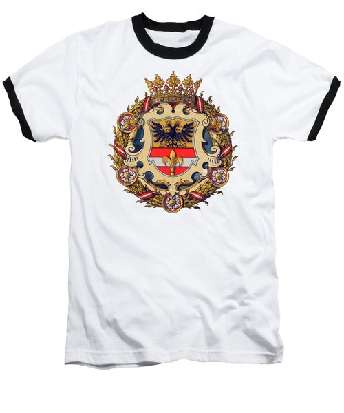 Coat Of Arms Of Triest Baseball T-Shirt
