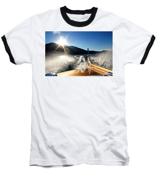 Cobra Tail Baseball T-Shirt