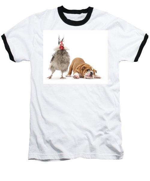 Cock N Bull Baseball T-Shirt