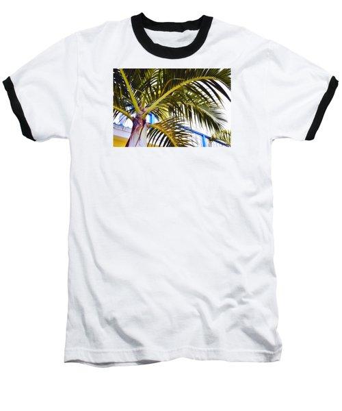 Coconut Cover Baseball T-Shirt