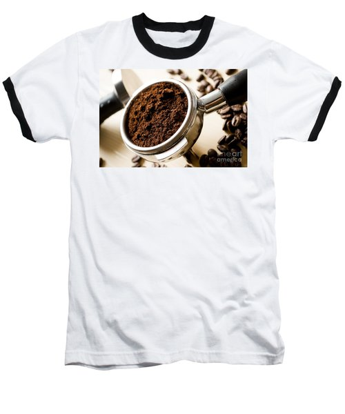 Coffee #10 Baseball T-Shirt