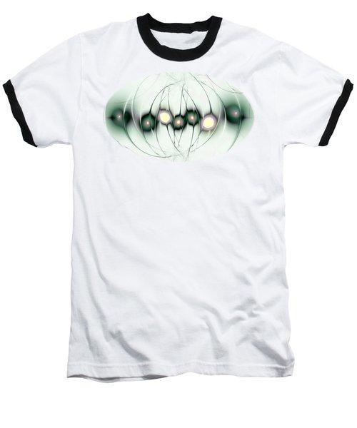 Baseball T-Shirt featuring the digital art Cognitive Consistency by Anastasiya Malakhova