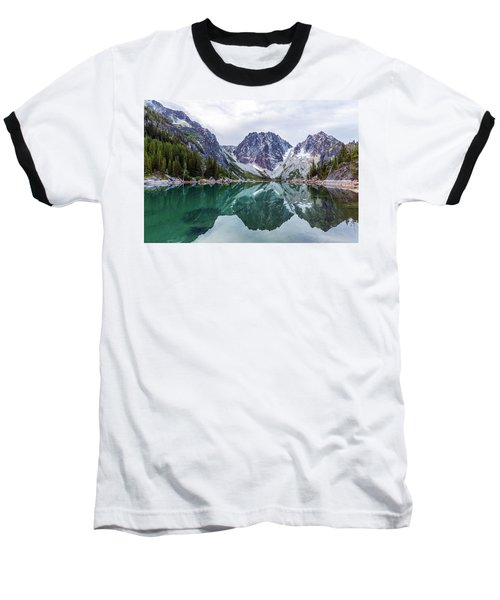 Colchuck Lake Baseball T-Shirt
