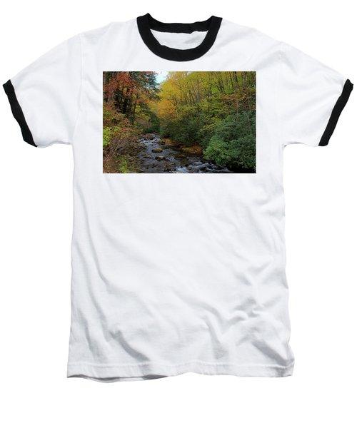 Cold Stream Baseball T-Shirt