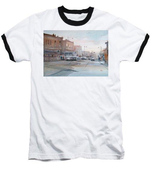 College Avenue - Appleton Baseball T-Shirt