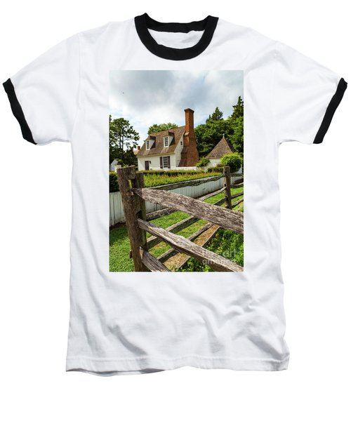 Colonial America Home Baseball T-Shirt