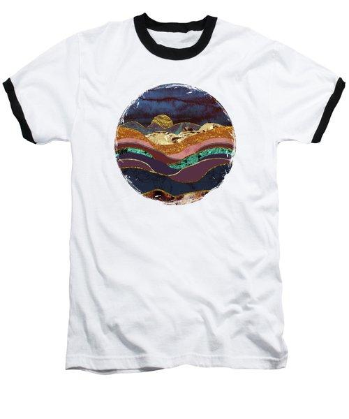 Color Fields Baseball T-Shirt by Katherine Smit