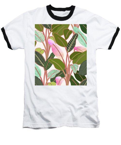 Color Paradise Baseball T-Shirt