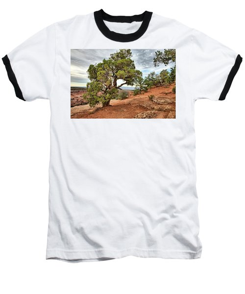 Colorado National Monument Baseball T-Shirt