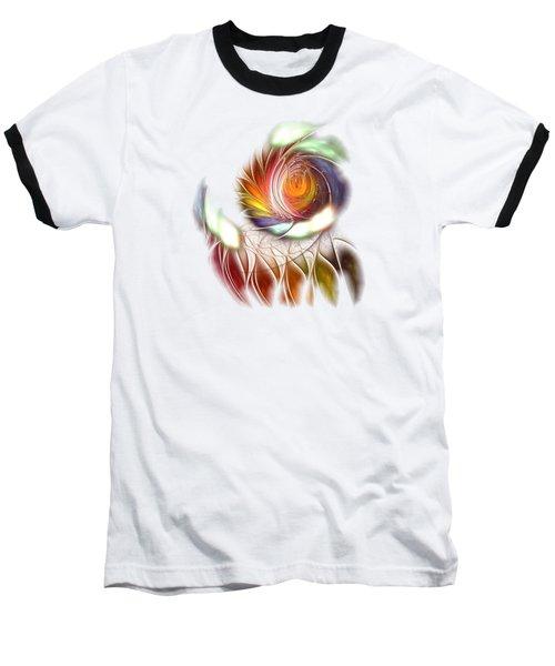 Colorful Promenade Baseball T-Shirt