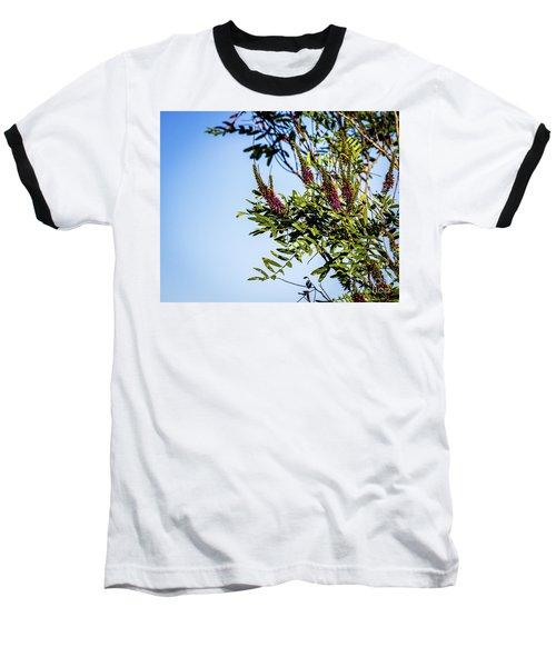 Colorful Tree Baseball T-Shirt