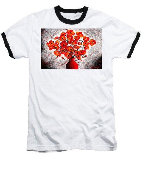 Colors Of Love Baseball T-Shirt