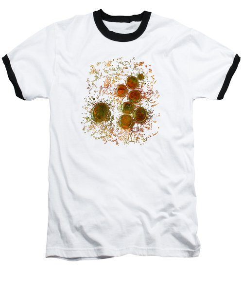 Colors Of Nature 10 Baseball T-Shirt by Sami Tiainen