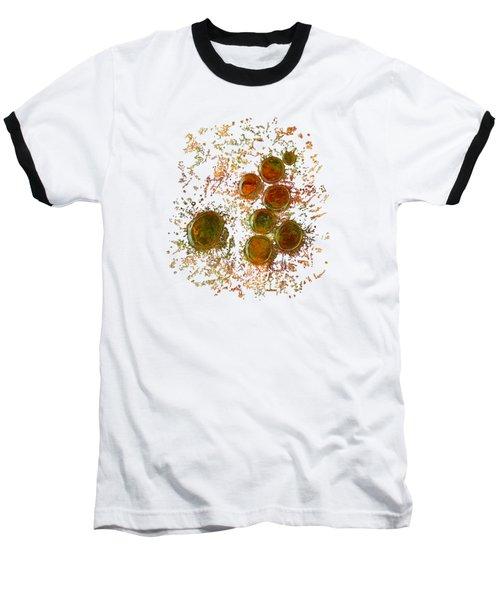 Colors Of Nature 10 Baseball T-Shirt