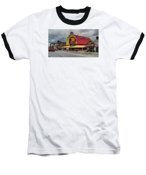Comedy Barn Pigeon Forge Baseball T-Shirt