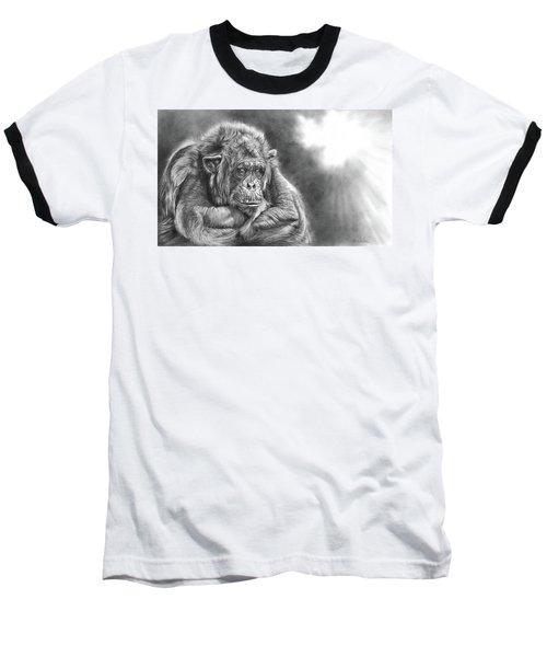Comfortably Numb Baseball T-Shirt