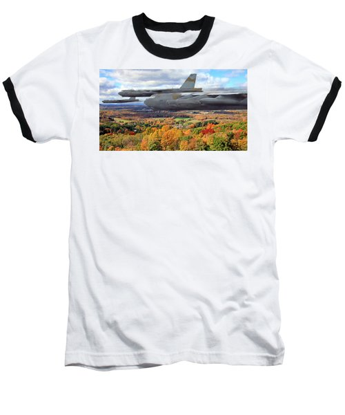 Coming Home Baseball T-Shirt by Peter Chilelli
