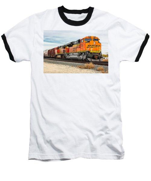 Coming Through Livingston Baseball T-Shirt