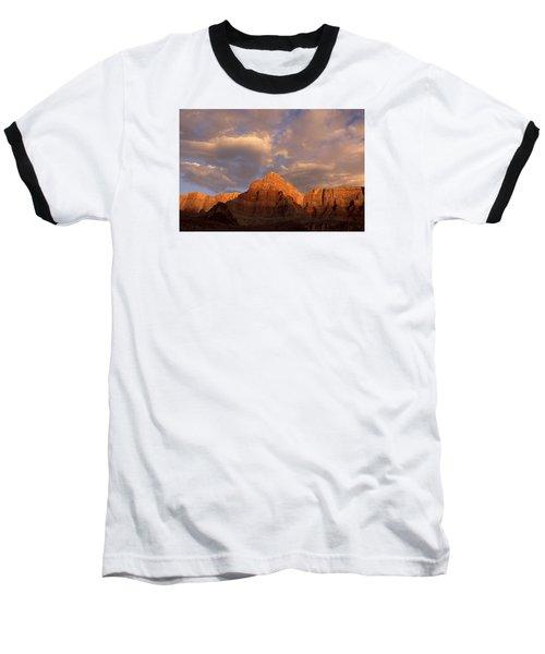 Commanche Point  Grand Canyon National Park Baseball T-Shirt