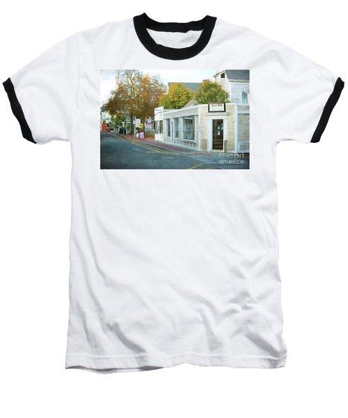 Commercial St. #2 Baseball T-Shirt