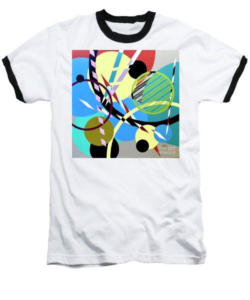 Composition #21 Baseball T-Shirt