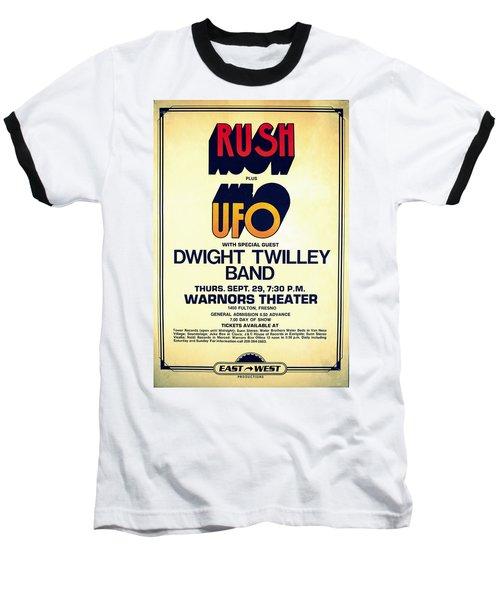 Concert Poster 6 Baseball T-Shirt