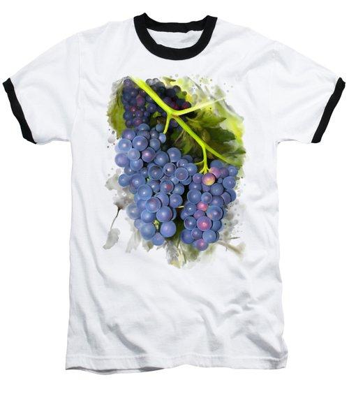 Concord Grape Baseball T-Shirt