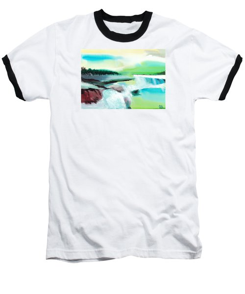 Constructing Reality 1 Baseball T-Shirt