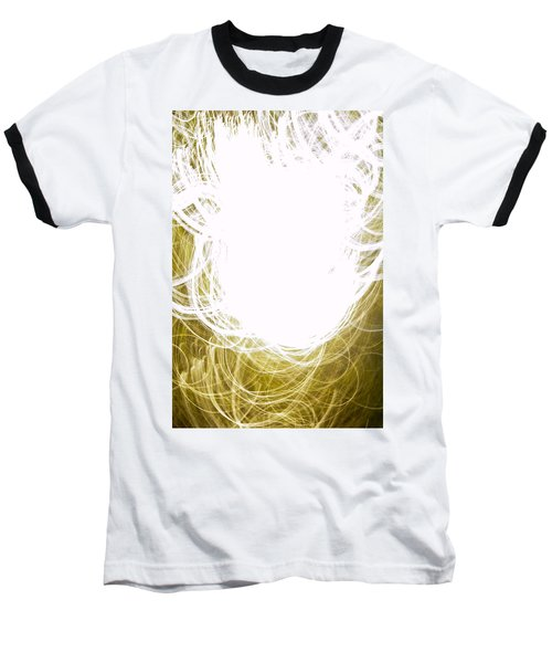 Contemporary Abstraction II Limited Edition 1 Of 1 Baseball T-Shirt