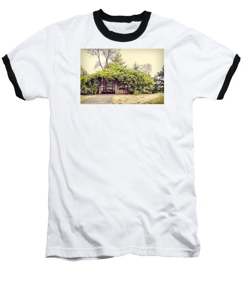 Cop Cot - Central Park Baseball T-Shirt by Paulette B Wright