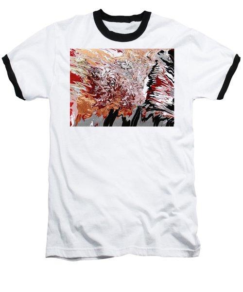 Corporate Baseball T-Shirt by Ralph White