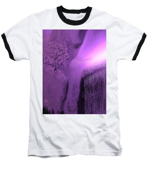 First Light 2 Baseball T-Shirt by Yul Olaivar