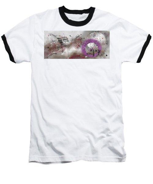 Cosmic Symphony Baseball T-Shirt