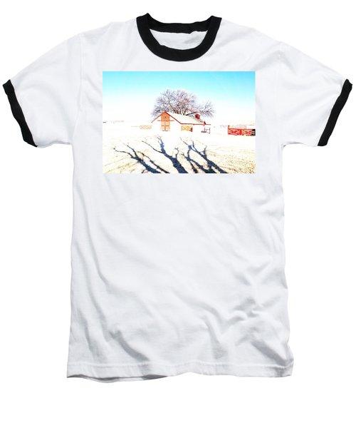 Cottonwood Ranch, Kansas Baseball T-Shirt