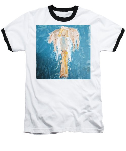 Country Angel Baseball T-Shirt