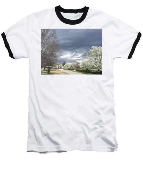Country Club Circle Baseball T-Shirt