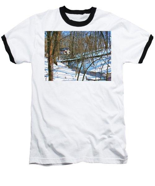 County Field House Baseball T-Shirt