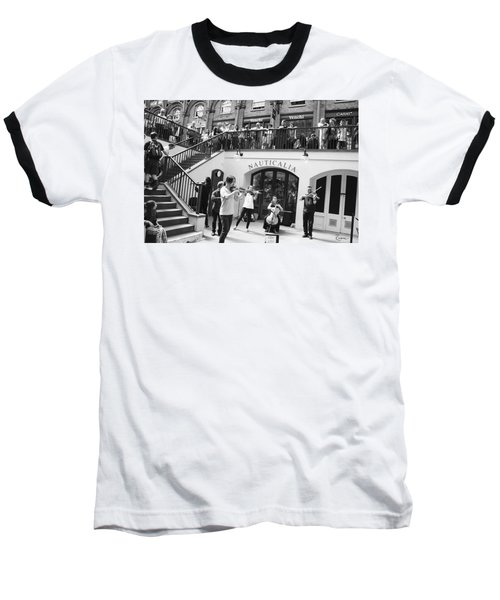 Covent Garden Music Baseball T-Shirt