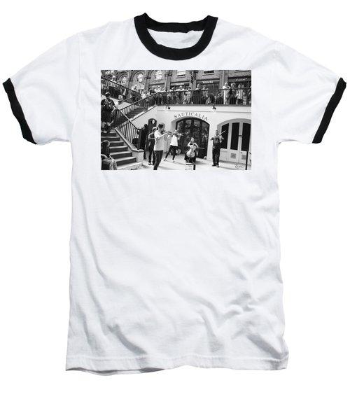 Covent Garden Music Baseball T-Shirt