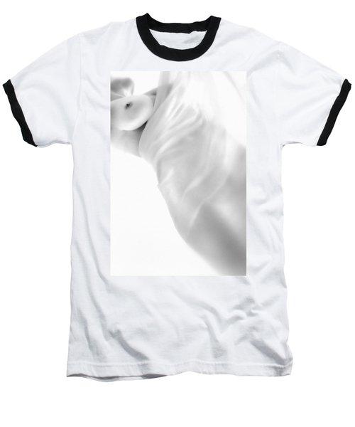 Baseball T-Shirt featuring the photograph Covering The Body by Evgeniy Lankin