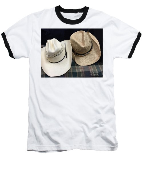 Cowboy Hats Baseball T-Shirt