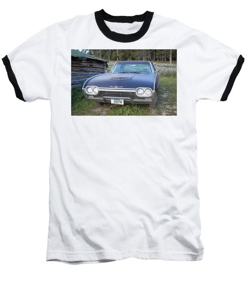 Cowboys Cadillac Baseball T-Shirt