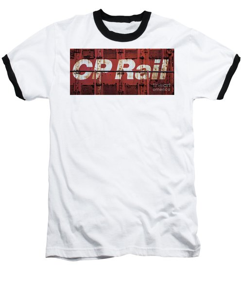 Cp Rail Baseball T-Shirt