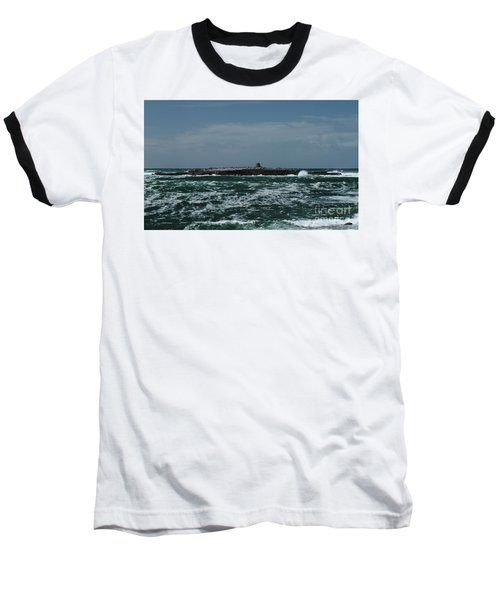 Crab Island Baseball T-Shirt