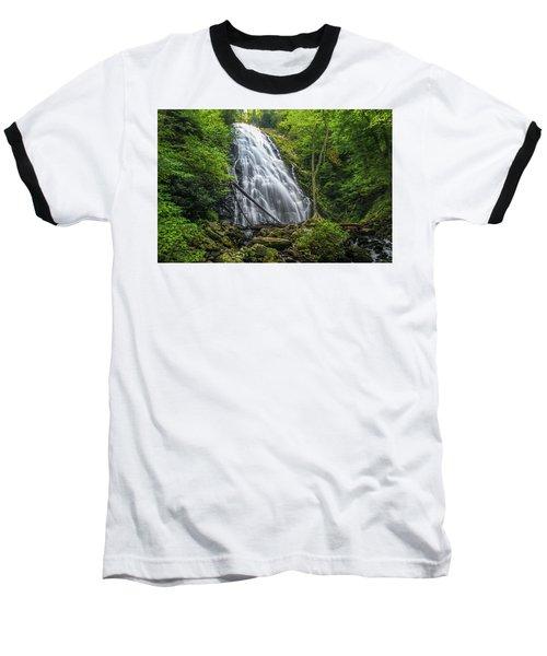 Crabtree Falls Baseball T-Shirt