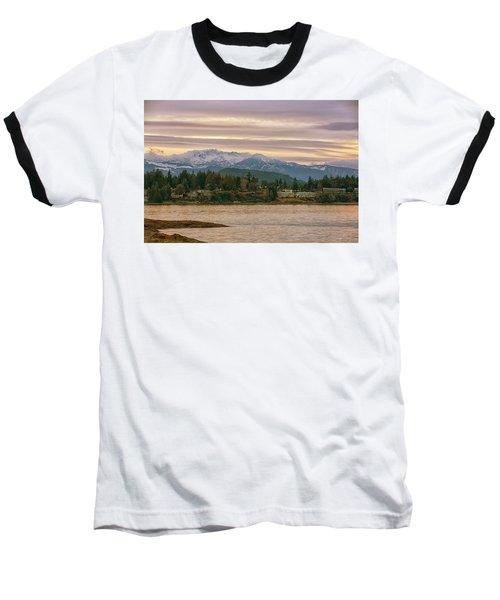 Baseball T-Shirt featuring the photograph Craig Bay by Randy Hall