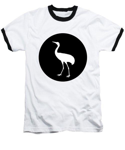 Crane Baseball T-Shirt