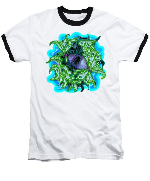 Creature Eye Baseball T-Shirt