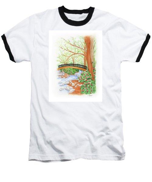 Creek Crossing Baseball T-Shirt