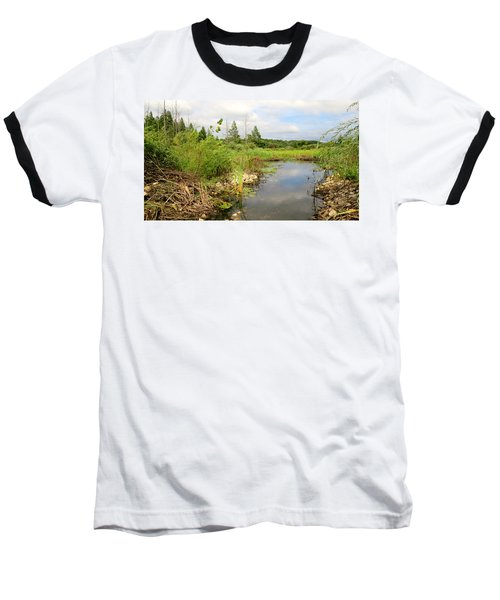 Crooked Creek Preserve Baseball T-Shirt